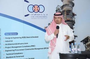 Ali Mana Al Haider C.E.O.